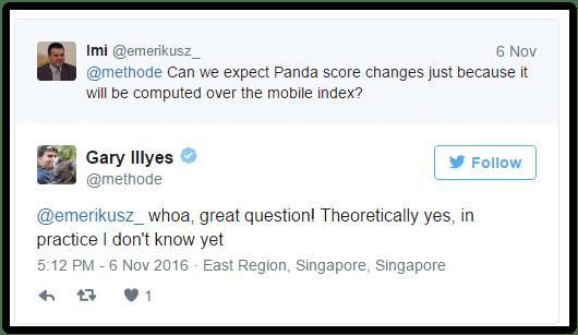 Index mobile Panda