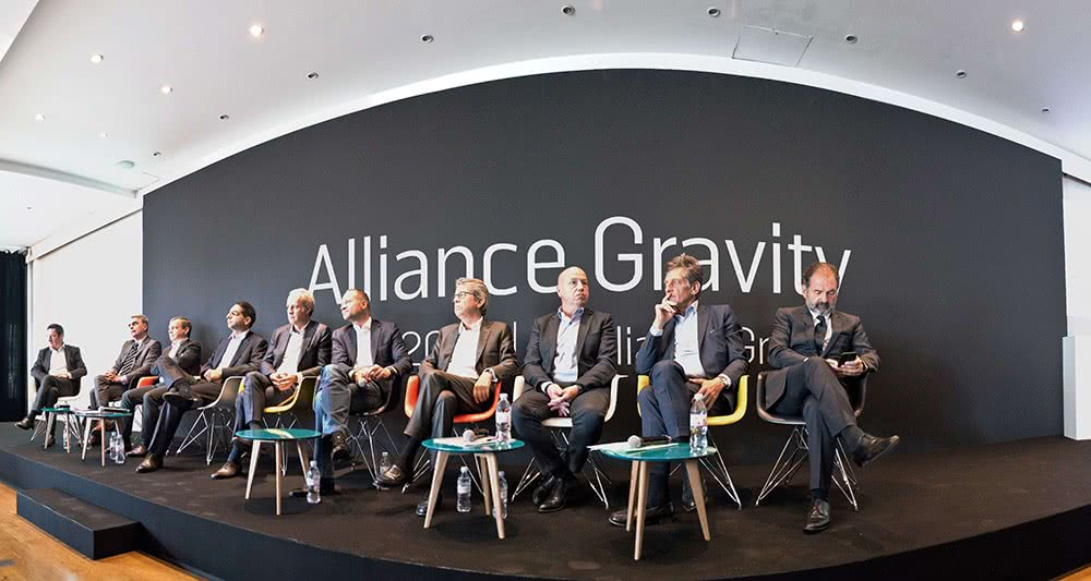 alliance gravity