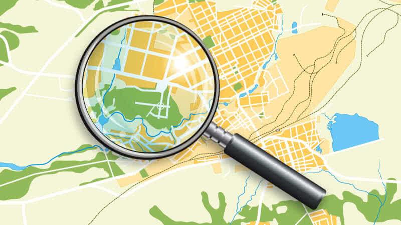 Geolocalisation et moteur Google