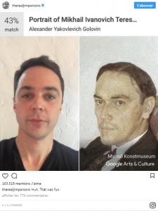 Exemple reconnaissance faciale google