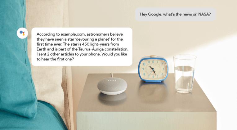 Balise speackable nouvelle donnée structurées de Google