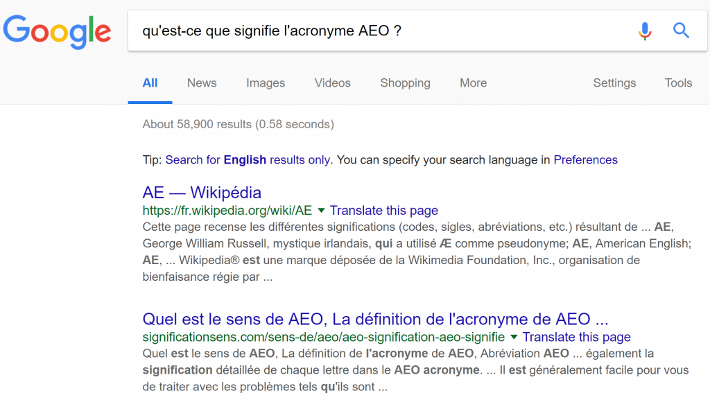 L Aeo Juste Un Nouveau Buzzword Search Foresight
