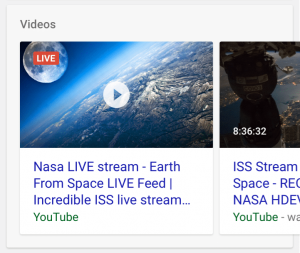 Google introduit l'API Indexing et les données structurées pour les vidéos en direct
