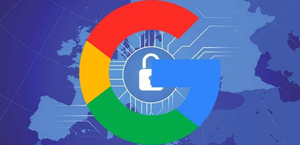 google et l'europe du RGPD