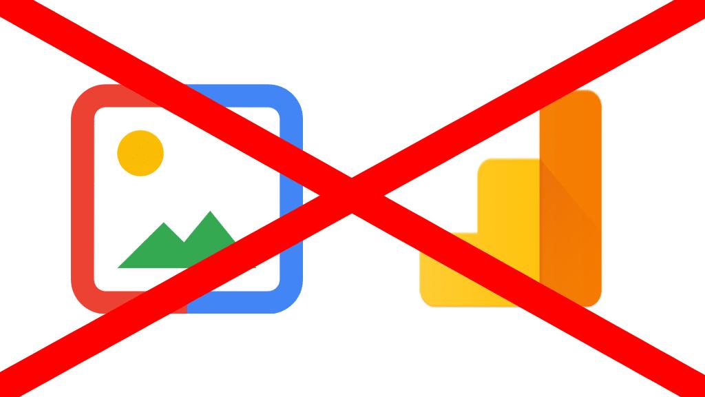 Google ne dissocie pas le trafic Google Images sur Analytics